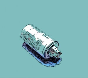Elektrische Filter, Netzkondensator
